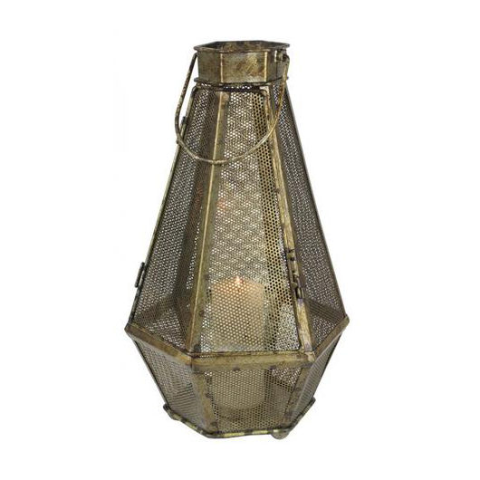 Bronze Mesh Lantern -DAHOME01