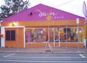 Dawn Again Shop in 2010