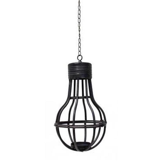 Large Hanging T-Light Bulb Pendant-DAHOME03