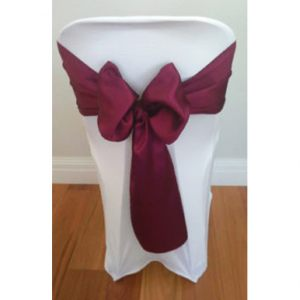 Burgundy-Satin-Sash-1