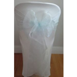 Light-Blue-Organza-Sash